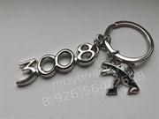 Брелок Пежо 3008 для ключей