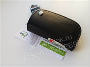 Кожаный чехол Ауди S-line поворотный (на винте)