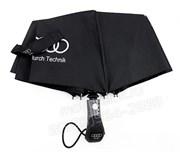 Зонт Ауди, короткий складной (автомат)