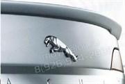 Эмблема кошка Ягуар XF на багажник 15см / (кат.C2Z11308 )