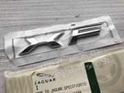 Эмблема Ягуар XF на багажник