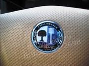 Эмблема Мерседес Affalterbach AMG в руль на 3М скотче (52 мм)