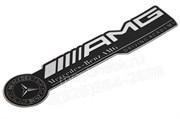 Эмблема Мерседес AMG Академия вождения