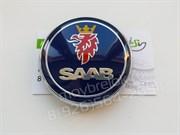 Эмблема Сааб (68,5мм) багажник