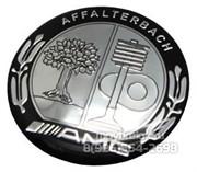 Эмблема Мерседес Affalterbach AMG на 3М скотче (75 мм)