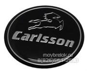 Эмблема Мерседес Carlsson на 3М скотче (75 мм)
