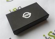Подарочная коробка Ниссан 105x65х25 мм