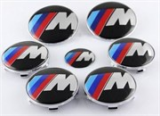 Набор БМВ по кругу, М (перед + зад + диски + руль + ...)
