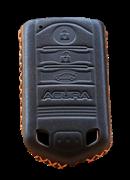Чехол для ключа Акура кожаный (натуральная, мягкая) эксклюзив