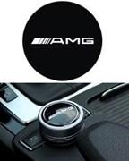 Накладка Мерседес AMG на джойстик управления мультимедиа