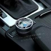 Накладка Мерседес Affalterbach AMG на джойстик управления мультимедиа