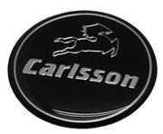 Эмблема Мерседес Carlsson в руль на 3М скотче (52 мм)