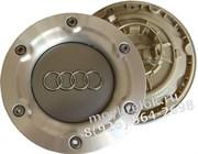 Колпачки в диск Ауди A4 (146/62 мм) / (кат.8N0601165A)