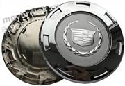 Колпачки в диск Кадиллак Escalade 205/190 мм серебро / (кат.9596649)