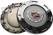 Колпачки в диск Кадиллак Escalade 205/190 мм цветные / (кат.9596649)