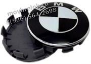Колпачки в диск БМВ (65/68 мм) / (кат.36136783536), Italy