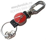 Брелок Акура для ключей карабин