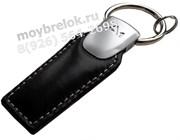 Брелок Ауди A1 для ключей кожаный (q-type)