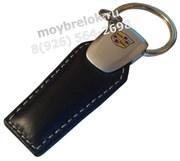 Брелок Кадиллак для ключей кожаный (q-type)