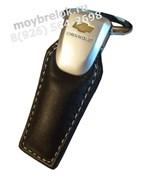 Брелок Шевроле для ключей кожаный (q-type)