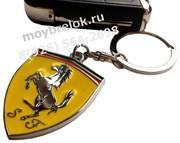 Брелок Феррари для ключей (герб)