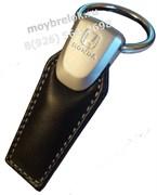 Брелок Хонда для ключей кожаный (q-type)