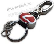 Брелок Лексус для ключей карабин