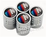 Колпачки на ниппель БМВ M performance (цилиндр) комплект 4шт