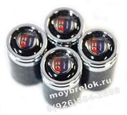 Колпачки на ниппель БМВ Alpina (цилиндр) комплект 4шт