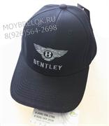 Кепка Бентли черная