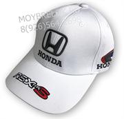Кепка Хонда белая  type S