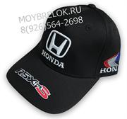 Кепка Хонда черная