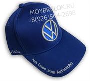 Кепка Фольксваген синяя