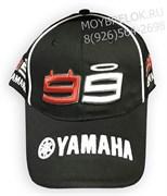 Кепка Ямаха черная 99