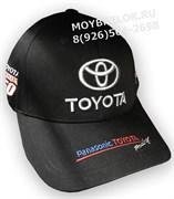 Кепка Тойота черная