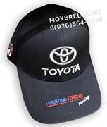 Кепка Тойота темно синяя