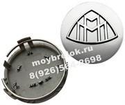Колпачки в диск Майбах (75 мм)
