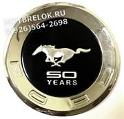 Эмблема Форд Mustang крышка багажника