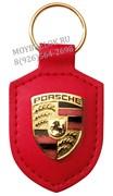 Брелок Порше Дизайн для ключей красный, porsche design