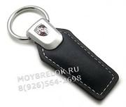 Брелок Порше для ключей кожаный (q-type)
