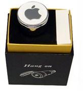 Зарядка Apple белая в прикуриватель 2xUSB, 2000мА, белая