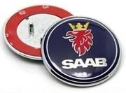 Эмблема Сааб (68,5 мм) багажник