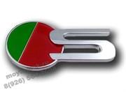 Эмблема Ягуар S на багажник