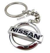 Брелок Ниссан для ключей на цепочке