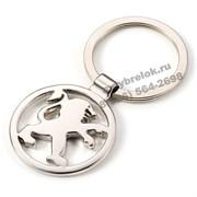 Брелок Пежо для ключей