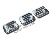 Эмблема Мерседес G65 на багажник