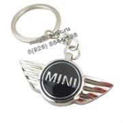Брелок Мини Купер для ключей черный
