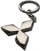 Брелок Митсубиси для ключей бриллиант