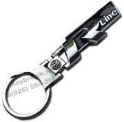 Брелок Фольксваген R-line для ключей длинный