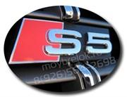 Эмблема Ауди S5 решетки радиатора